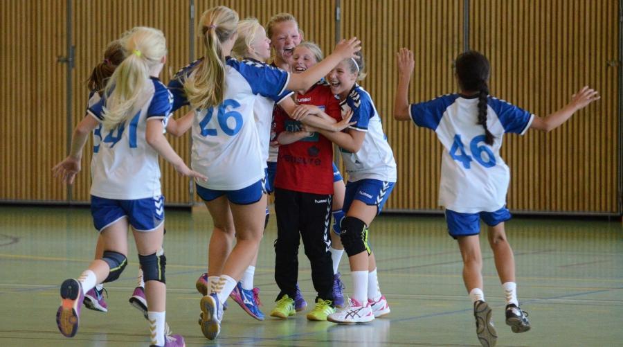 handball for barn