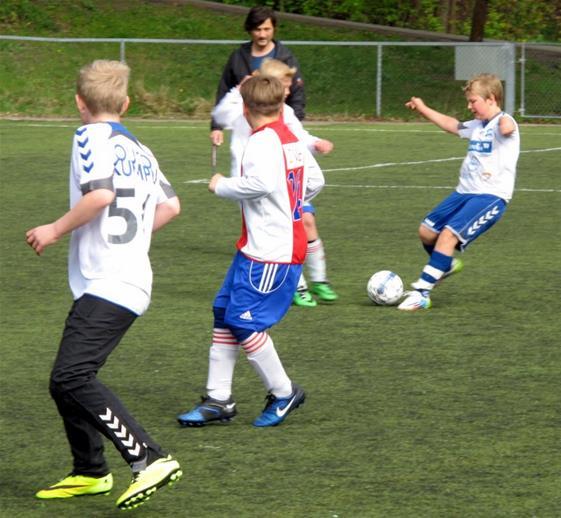 BJØRNDAL FOTBALL A-LAG