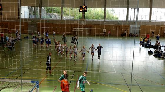 god stemning og mye bra h229ndball nordstrand idrettsforening